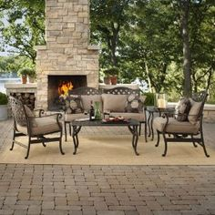 how to intsall cobble stone pavers over a concrete patio