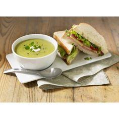 Soup and a Sandwich  sc 1 st  Pinterest & Soup Bowl u0026 Sandwich Plate Set $14.95/each | Food -- Tableware and ...