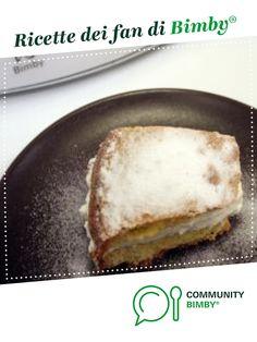Tortine paradiso è un ricetta creata dall'utente Team Bimby. Questa ricetta Bimby<sup>®</sup> potrebbe quindi non essere stata testata, la troverai nella categoria Prodotti da forno dolci su www.ricettario-bimby.it, la Community Bimby<sup>®</sup>. Ethnic Recipes, Food, Essen, Meals, Yemek, Eten