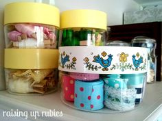 Raising Up Rubies- Blog: a cute place to make stuff ♥