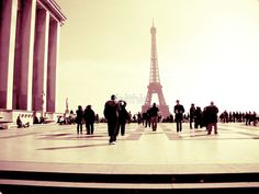Paris is an everlasting love