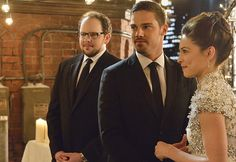 """Beauty and the Beast -- """"Destined"""" -- Image Number: -- Pictured (L-R): Austin Basis as JT, Jay Ryan as Vincent and Kristin Kreuk as Catherine -- Photo: Ben Mark Holzberg/The CW -- © 2015 The CW Network, LLC. All rights reserved. Film Su, Vincent Keller, Catherine Chandler, Vincent And Catherine, Beauty And The Best, Jay Ryan, Grey Anatomy Quotes, Kristin Kreuk, Tv Couples"""