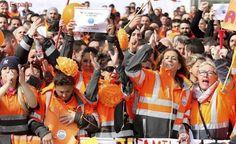 La huelga encubierta de los estibadores ha costado ya más de 100 millones