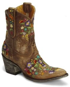 Yes, pretty please with a cherry on top!  Old Gringo Sora Cowgirl Boot - Pointed Toe - Sheplers