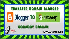 How to Setup Blogger Domain Site to Godaddy Domain Name | RRex Seo Marketing, Social Media Marketing, Best Seo, Web Design, Thing 1, Names, How To Plan, Music Videos, Wordpress