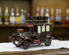 Model T Ford Decanter