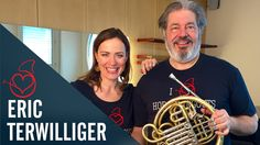 Eric Terwilliger live on Sarah´s Horn Hangouts