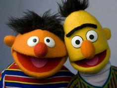 Epi y Blas / Ernie and Bert (Bert & Ernie). Jim Henson, Sesame Street Muppets, Sesame Street Characters, Frank Oz, Bert & Ernie, Fraggle Rock, The Muppet Show, Kermit The Frog, Old Tv