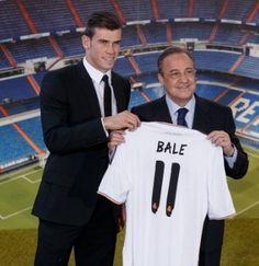 Bale, Real Madrid!