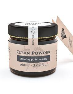 Puder myjący Clean Powder & Almond Scrub