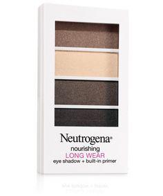 Neutrogena Nourishing Long Wear Eye Shadow + Built-in Primer in Soft Taupe