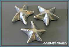 Silver Starfish Knock-Off...Mom 4 Real