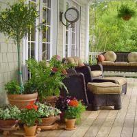 Resultado de imagen para ideas para decorar el jardin con poco dinero