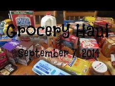 Grocery Haul Grocery Haul, Snack Recipes, Snacks, September 7, Pop Tarts, Twitter, Breakfast, Food, Snack Mix Recipes