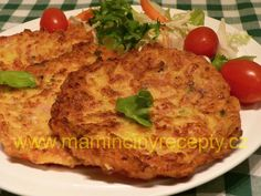 Cibuláky Baked Potato, Quiche, French Toast, Pancakes, Food And Drink, Pizza, Potatoes, Chicken, Meat