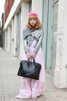 Tavi Gevinson#fashion #style