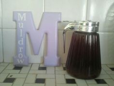 Muldrow Honey Server $7 Each.  Perfect for pouring honey on those yummy pancakes!!