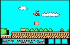Super Mario Brothers 3