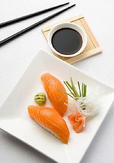 Cocina japonesa...un lindo ejemplo de minimalismo