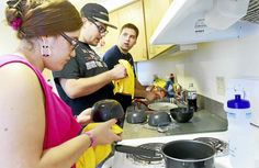 Summer program at Quinnipiac University helps students with special needs gain life skills (New Haven Register)