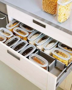 35 Kitchen Drawer Organizing Ideas   This Is Awesome For My OCD, Love It!