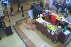 Kenya mall video of soldiers looting after shooting