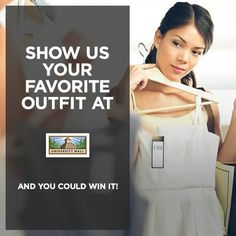 We're giving away 4 FREE OUTFITS THROUGHOUT THE MONTH OF AUGUST! All you have to do is take a picture of your favorite University Mall outfit and tag the store. Send us the picture and each week we'll choose a winner! Giveaway Details: The outfit can be up to $100. University Mall will give the winner a gift card of $100.