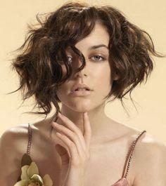35 Short Wavy Hair 2012 - 2013 | 2013 Short Haircut for Women