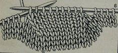 Priscila: MEDIAS DE LANA CON CINCO AGUJAS Crochet Doilies, Knitting, My Style, Vintage, Slippers, Fuzzy Slippers, Knitting Patterns, Crochet Batwing Tops, How To Knit