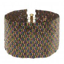 Midnight Metallic Bracelet