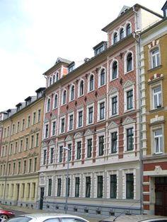 Das Gebäude des \
