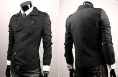 On the right guy, this jacket would be super sexy.