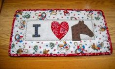 http://www.ebay.com/itm/Handmade-Finished-Mini-Quilt-Western-Cowboy-I-LOVE-HORSES-/300650088679?pt=Quilts=item46002448e7