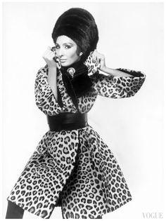 Alberta Tiburzi, photo by Gian Paolo Barbieri, 1967