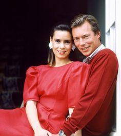 Maria Teresa and Henri of Luxembourg