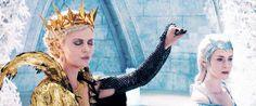 the huntsman winter's war evil queen gif - Google Search