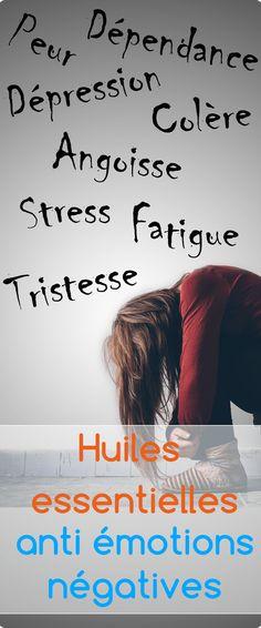 Manage negative emotions with 54 essential oils Stress Fatigue, Zen, Negative Emotions, Doterra, Detox, Essential Oils, Health Fitness, Face, Tips