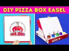 13 GENIUS CRAFTS FROM BOXES - YouTube