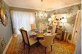 Dining Room by David Bromstad , HGTV's Color Splash design star