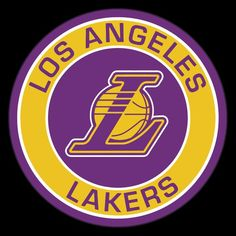 The Fan Mats NBA Round Indoor Rug - diam. is a fun way to incorporate your fan appreciation into your home décor. Los Angeles Lakers Logo, Nba Los Angeles, Gta, Lakers Team, Lakers Kobe, Nylon Carpet, Basketball Teams, Sports Teams, Basketball Cookies