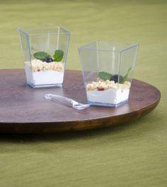 5.1 oz Ocean Blue Plastic Square Mini Notion- 200 Pieces per Case  Product # :EMI -602BL. $99.15