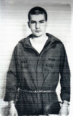 """Westley Allan Dodd was an American serial killer and child molester. He has been called """"one of the most evil killers in history"""". His execution on January was the first legal hanging (at his own request) in the United States since Westley Allan Dodd, Natural Born Killers, Mafia, Real Monsters, Evil People, Psychopath, The Victim, Criminal Minds, Serial Killers"""