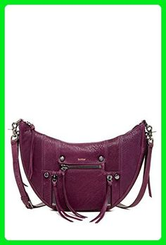 6864b03509 Botkier Logan Small Hobo Leather Purple - Hobo bags ( Amazon Partner-Link)