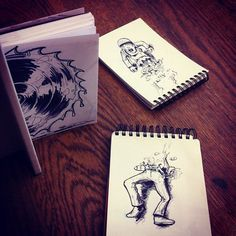 Troqman's clever doodles that interact with their surroundings (17/25)