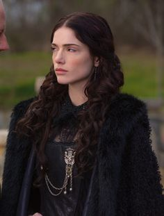 Janet Montgomery as Mary Sibley in Salem (TV Series, 2014).
