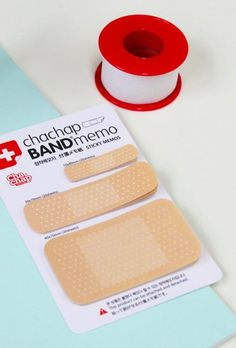 Bandage Sticky Note--> as a medical student can I really afford NOT to have these?