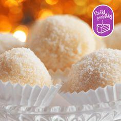 Zjedli ste všetko vianočné pečivo a príde k vám neočakávaná návšteva? Pripravte tieto rýchle a chutné kokosové guľky, určite po nich nezostane na stole ani omrvinka. Prečítajte si viac: http://bit.ly/kokosove_gulky