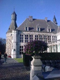 Jehay-Bodegnee Castle, Liege ,  Belgium -