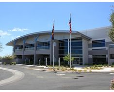 AvAir Headquarters Cn Tower, Square Feet, Arizona, Industrial, News, Building, Buildings, Industrial Music, Architectural Engineering