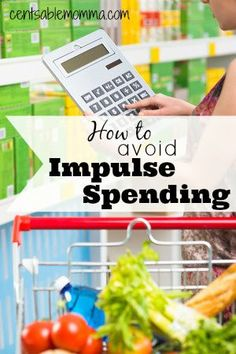 To help you stay on budget and save money, check out these 6 tips for how to avoid impulse spending.